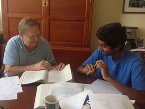 tutoring for test prep