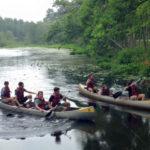 hike and canoe