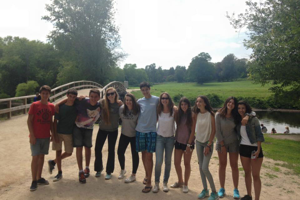 concord and lexington trip