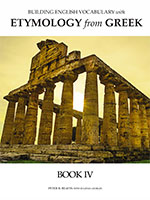 Etymology from Greek Book IV